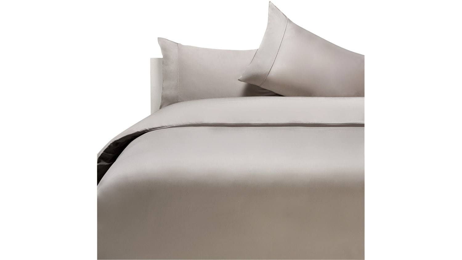 Bambi Silver Quilt Cover Set