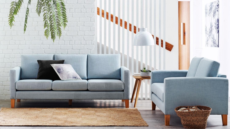 Vance Fabric Sofa