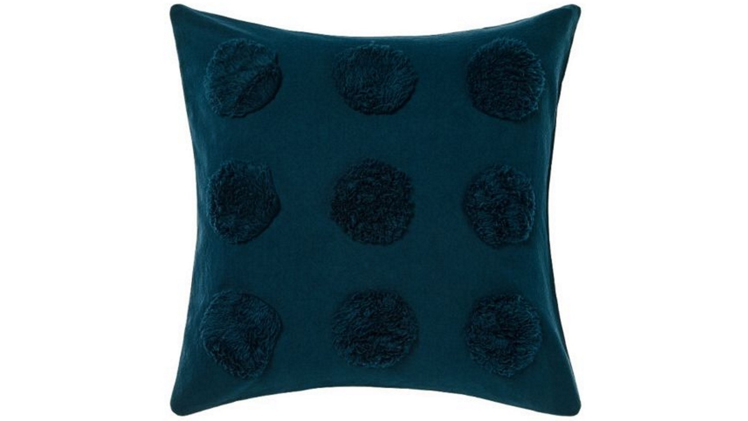 Linen House Haze Cushion - Teal