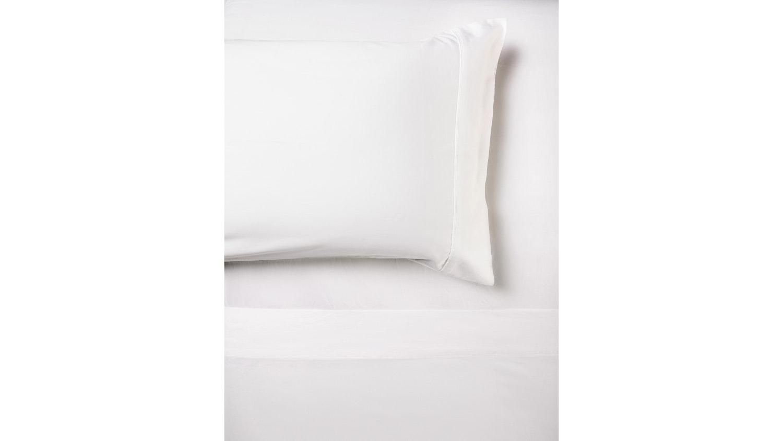 Domayne luxuries 500TC White Sheet Set