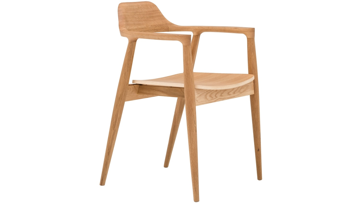 Bianca Carver Dining Chair