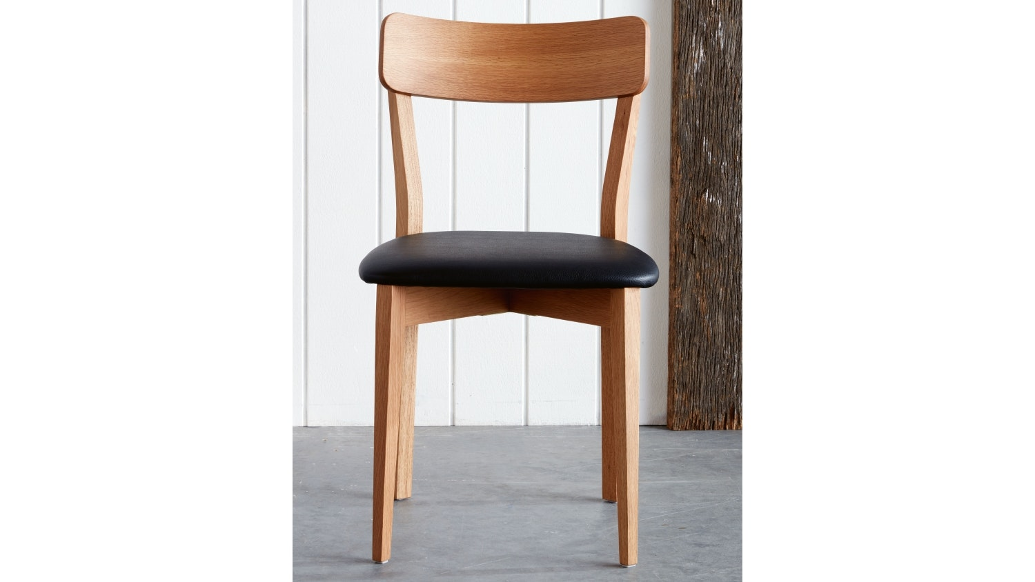 Retro Oak Dining Chair