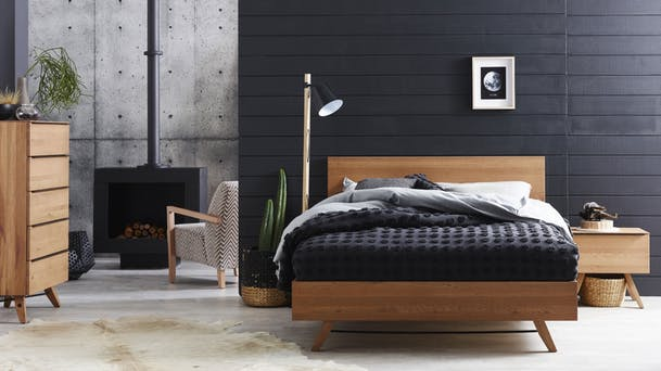 Bedroom Furniture – Bed Frames, Bed Frame | Domayne