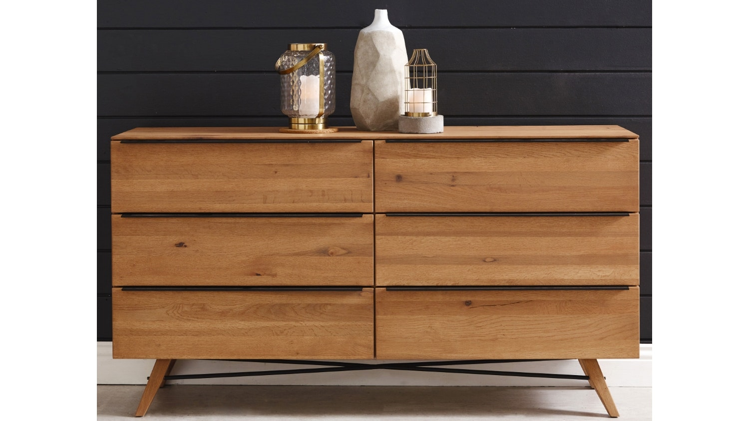 Rimini 6 Drawer Dresser
