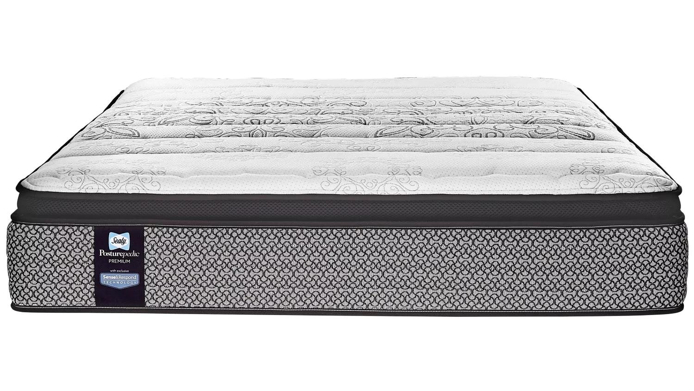 Sealy Posturepedic Premium Amada Flex Medium Adjustable Mattress