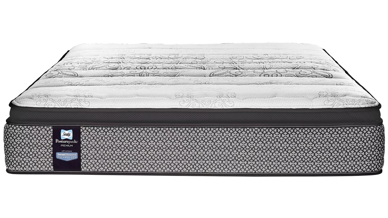 Sealy Posturepedic Premium Amada Flex Medium Adjustable Mattress