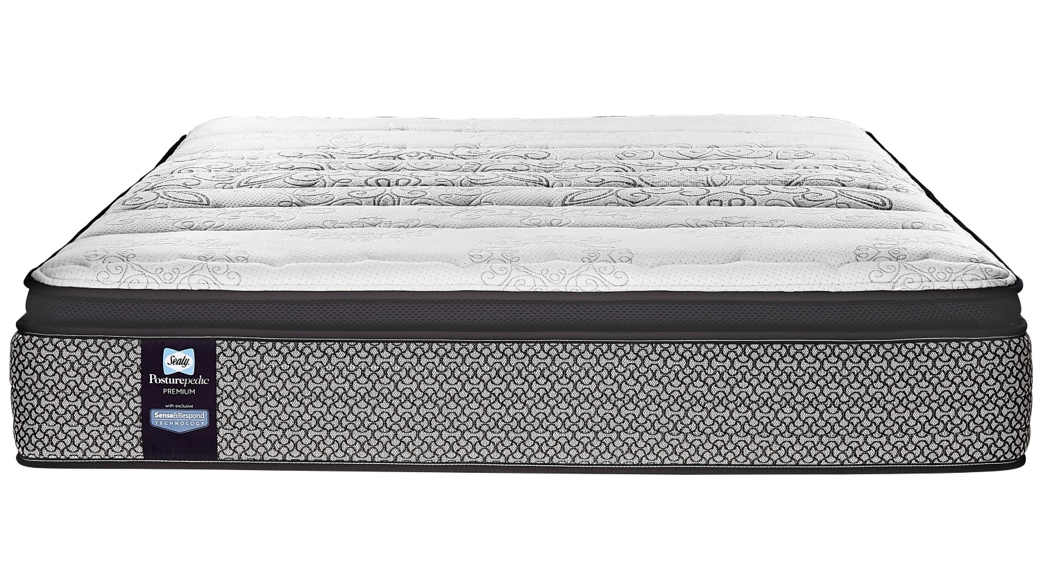 Sealy Posturepedic Premium Amada Flex Plush Adjustable Mattress