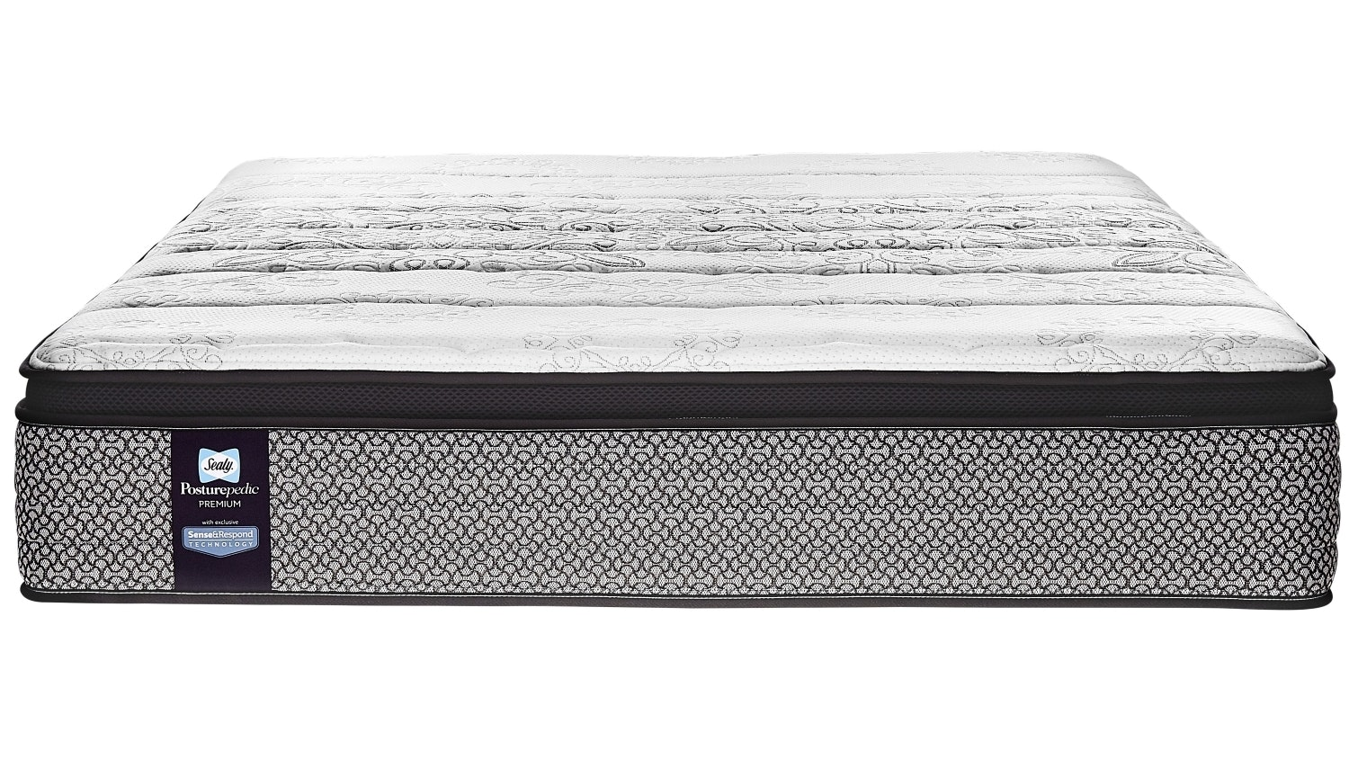 Sealy Posturepedic Premium Amada Plush Mattress