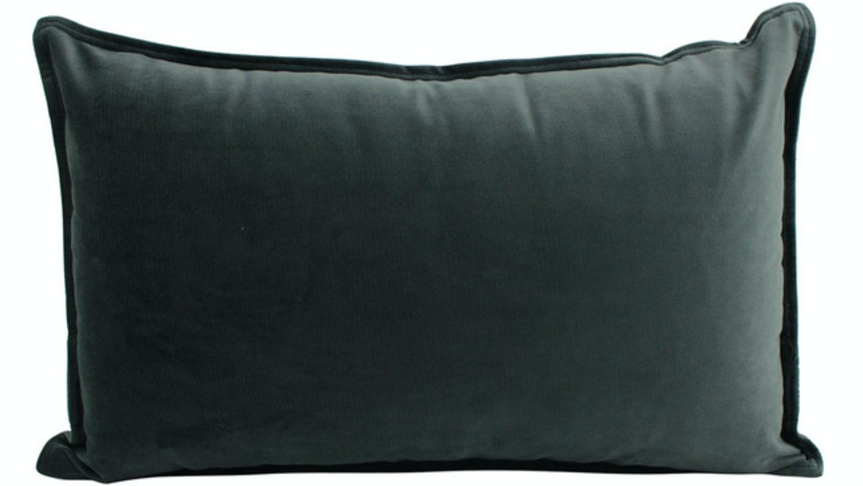 Bolster Cushion - Black