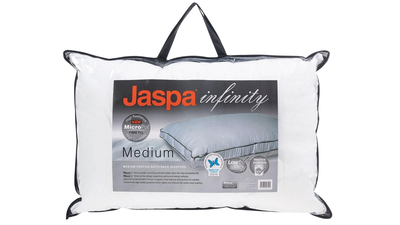 Jaspa Infinity Medium Standard Pillow