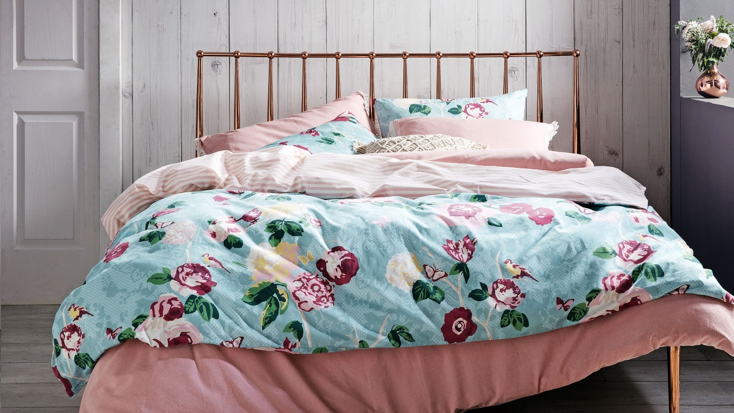 Shannon Fricke Paloma Quilt Cover Set