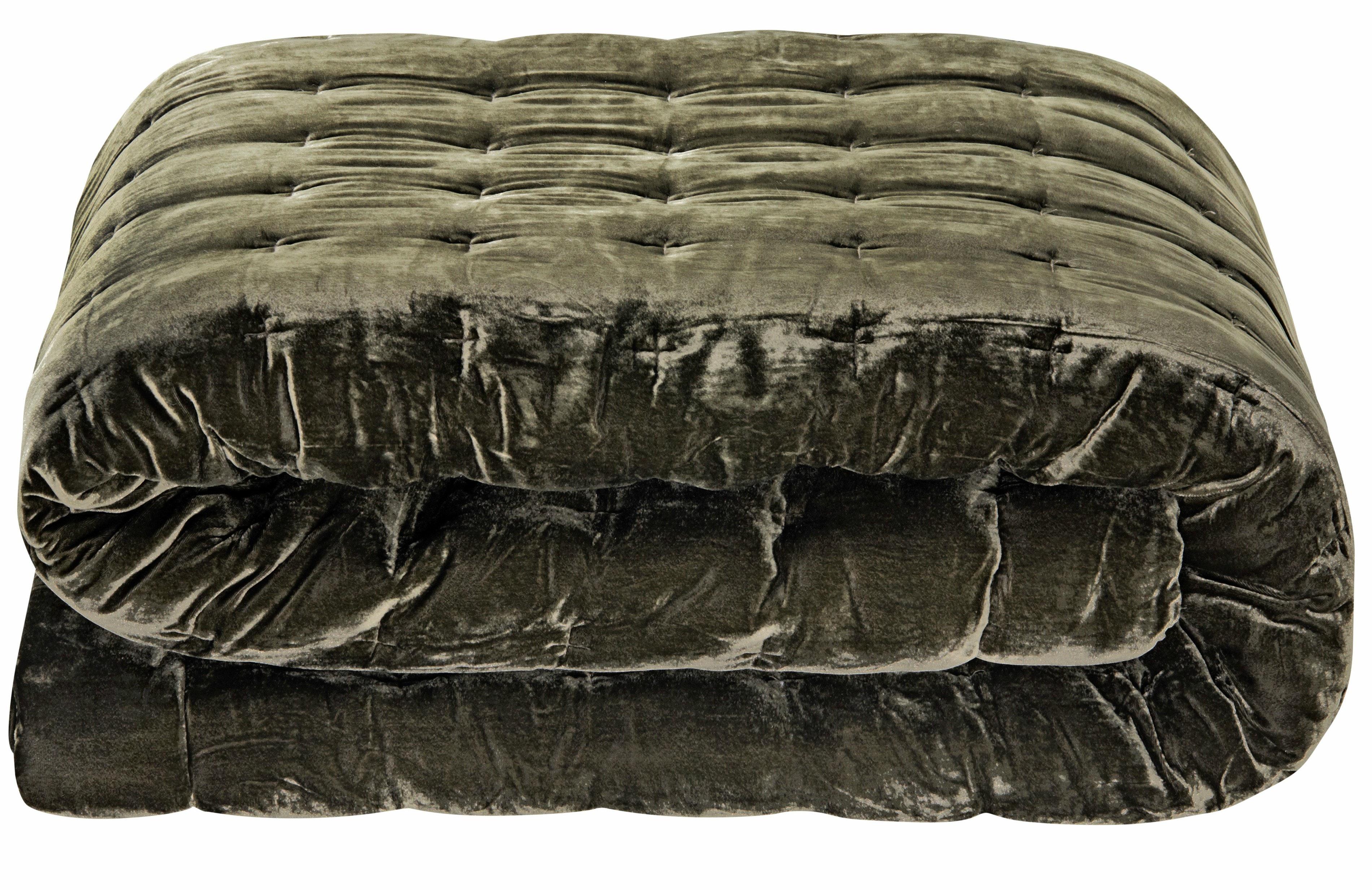 Pin Comforter Khaki