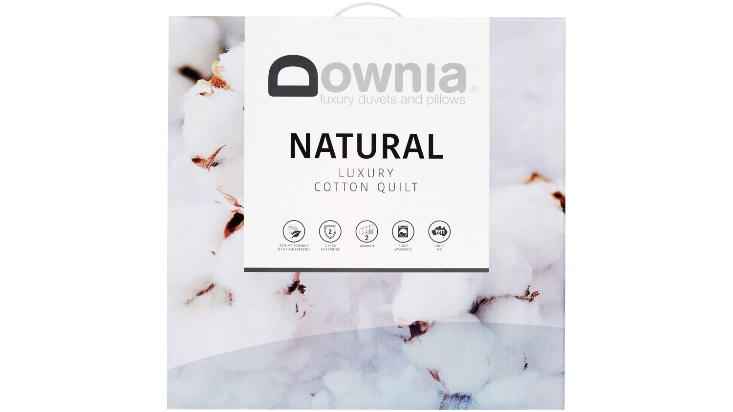 Downia Natural Cotton Quilt