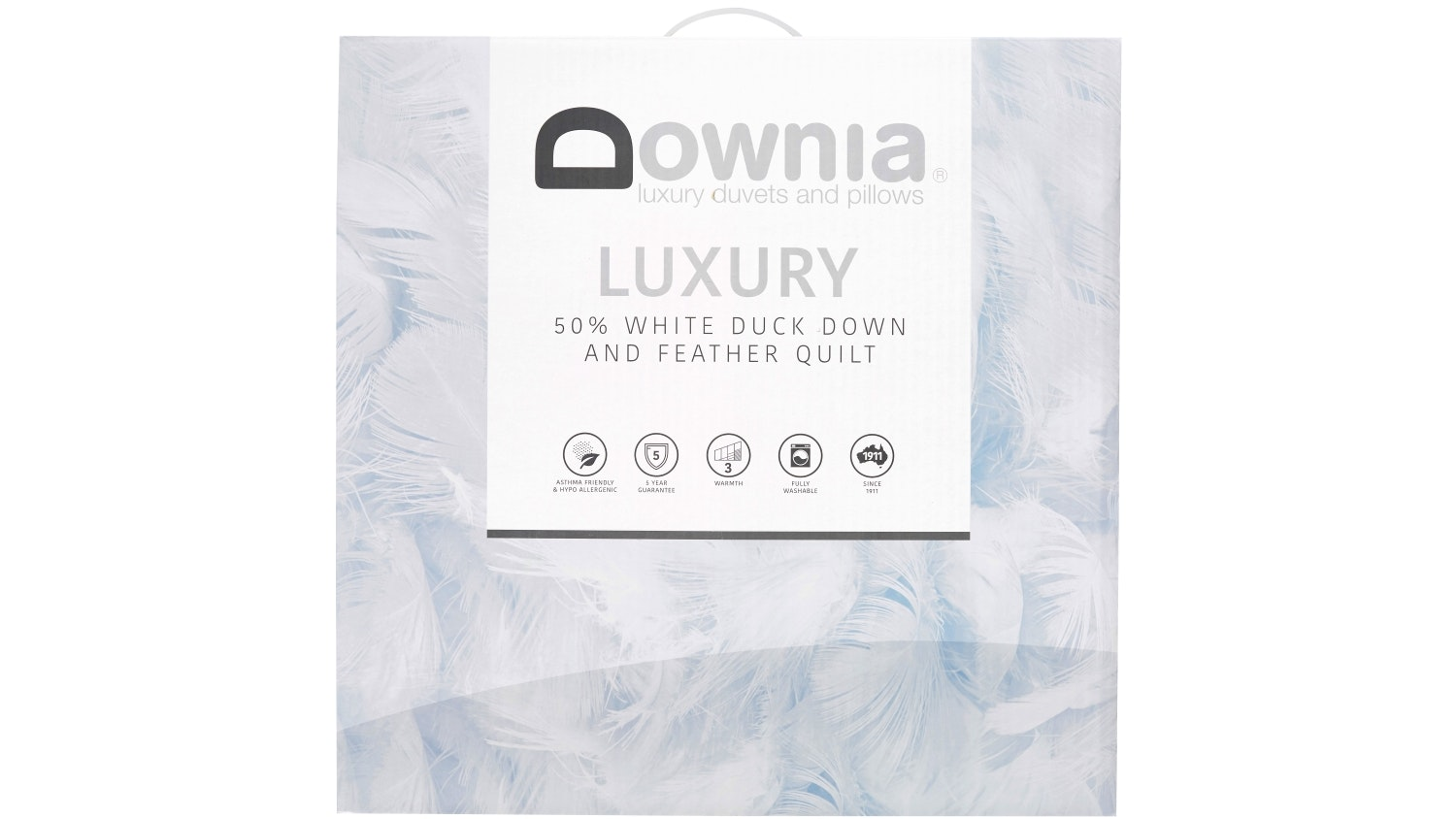 Downia Luxury Down & Feather Quilt