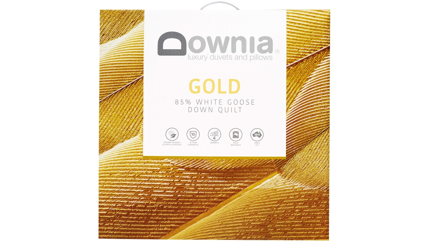 Downia Gold Goose Down Quilt