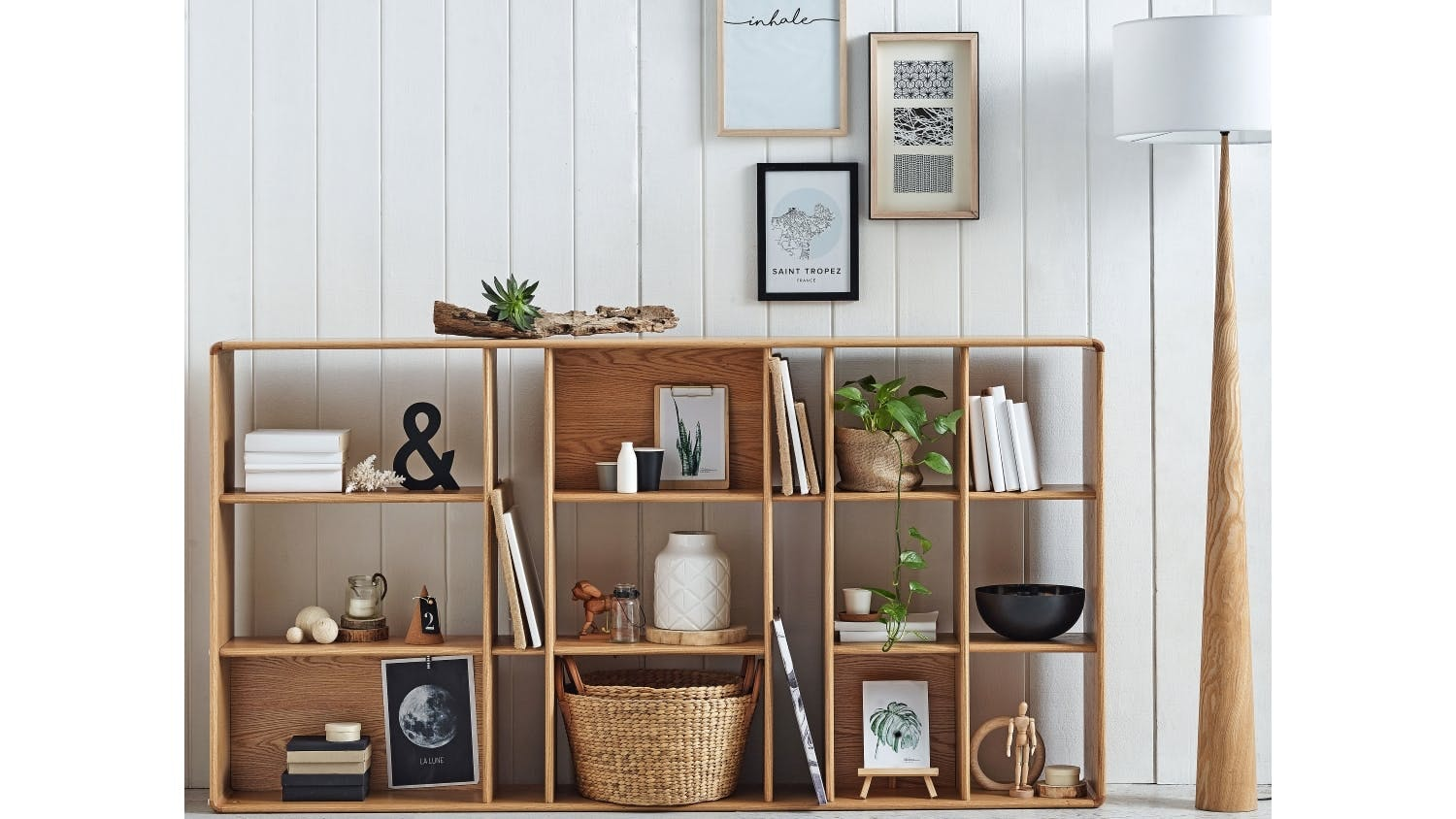 Zara Bookcase
