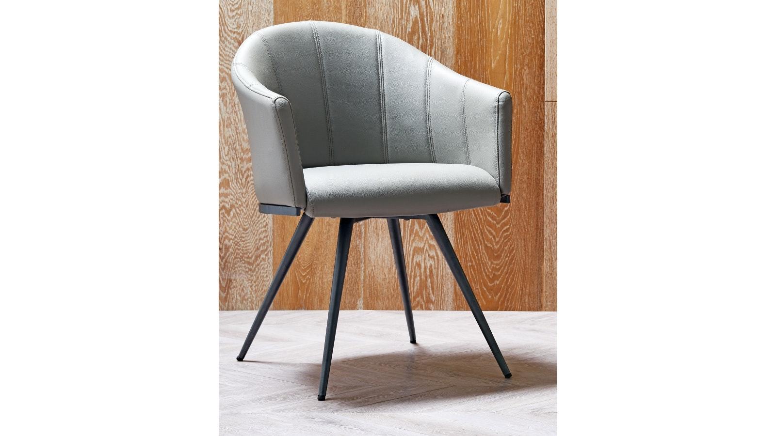 Duomo Khaki Dining Chair