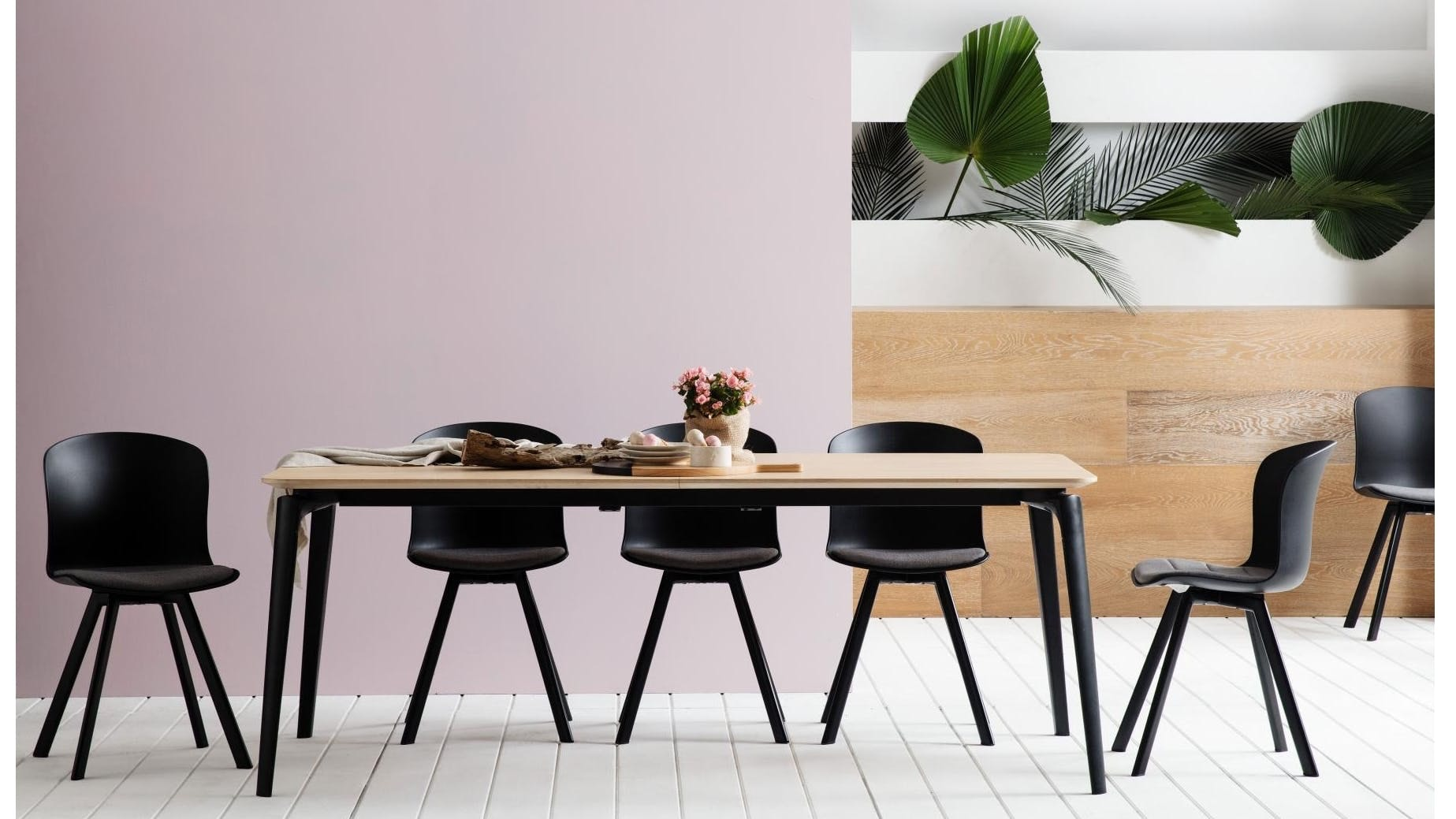 Connect Extendable Dining Table