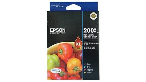 Epson 200XL High Capacity DURABrite Ultra - Ink Cartridge Value Pack