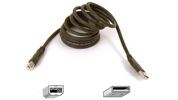Belkin Pro Series Hi-Speed USB 2.0 Cable  - 1.8M