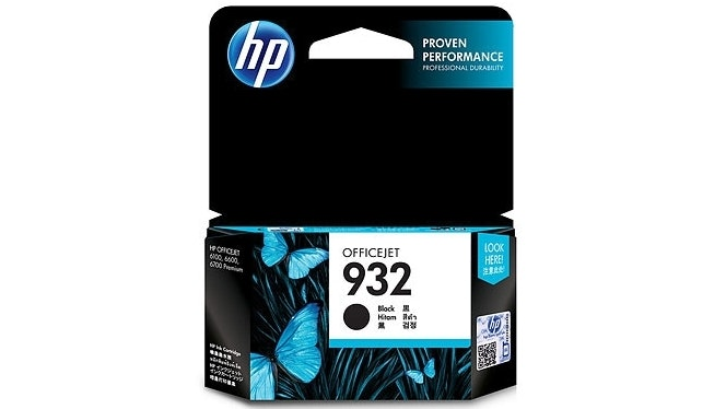 HP 932 Black Officejet Ink Cartridge