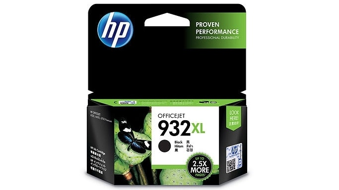 HP 932XL Black Officejet Ink Cartridge