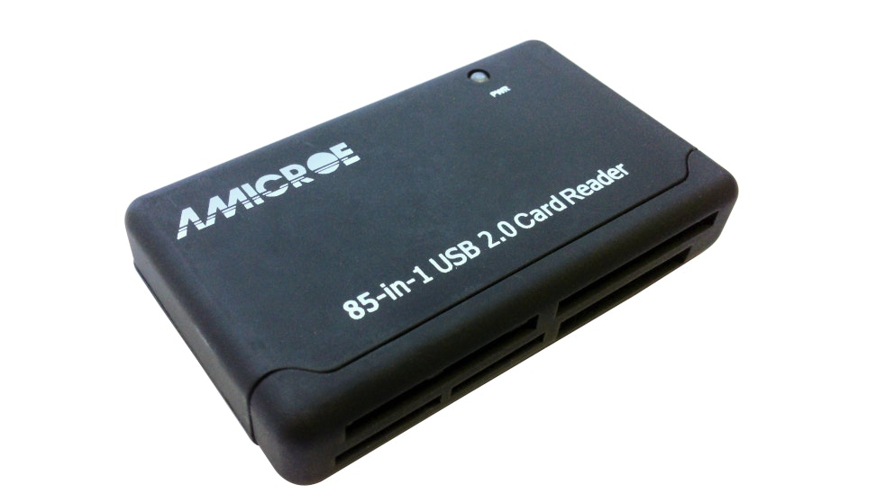 Amicroe Multi Card Reader (85 in 1)