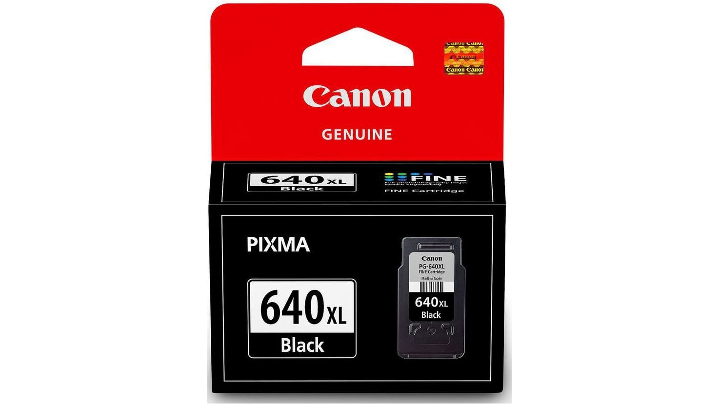 Canon PG640XL Black Ink