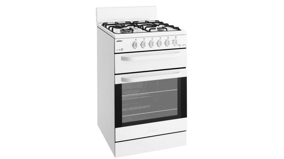 Chef 54cm Freestanding Gas Cooker With Separate Grill