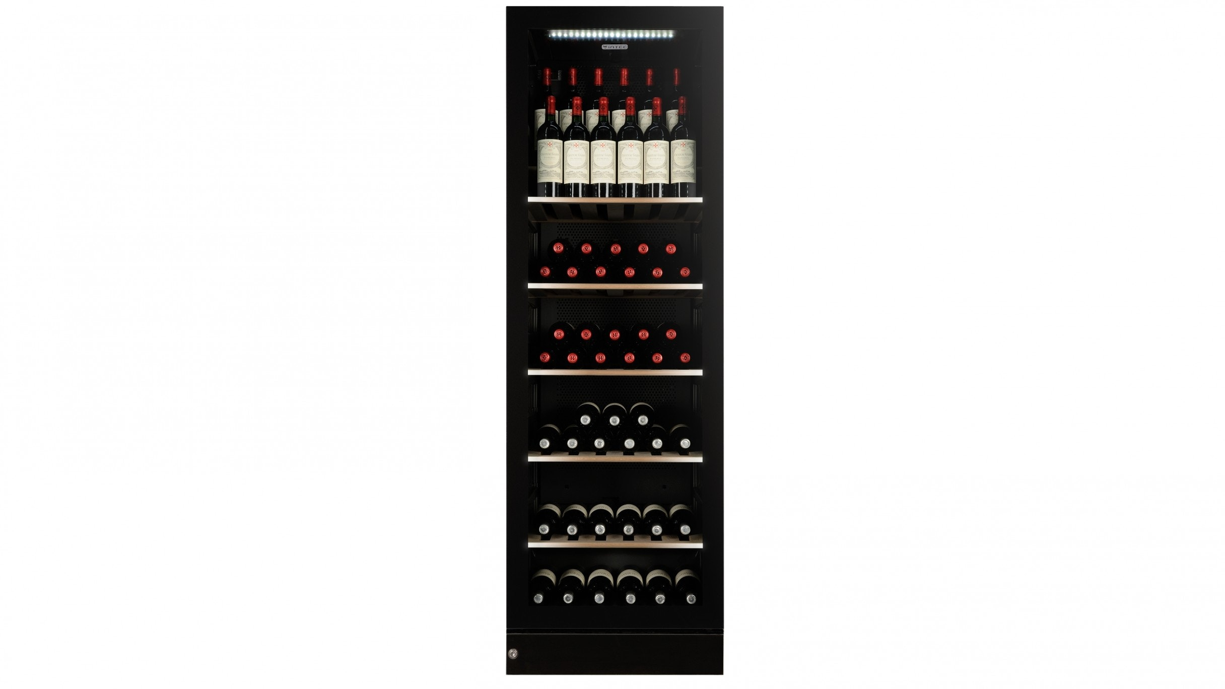 Vintec 170 Bottle Multi Zone Wine Cabinet