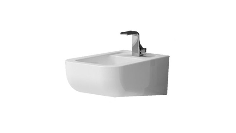 Parisi Como Wall Hung Bidet