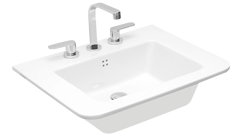 Parisi Volo Wall Basin