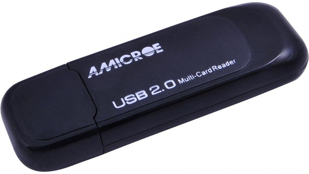 Amicroe Multi Card Reader (59 in 1) USB 2.0