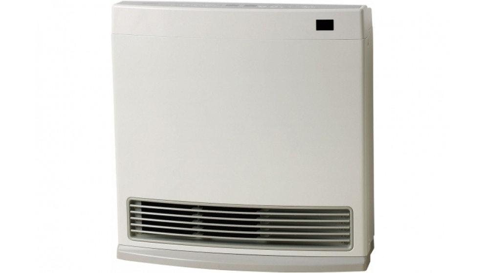 Rinnai Dynamo 15 LPG Convector Heater - White