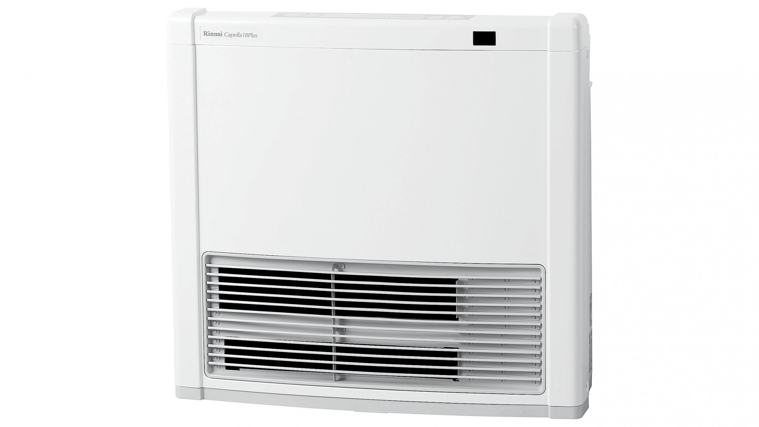Rinnai Capella 18 Plus LPG Convertor Heater - White