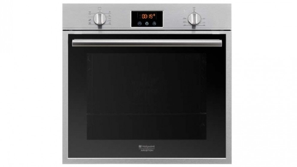 Ariston 60cm 6 functions Self-Cleaning Built In Oven