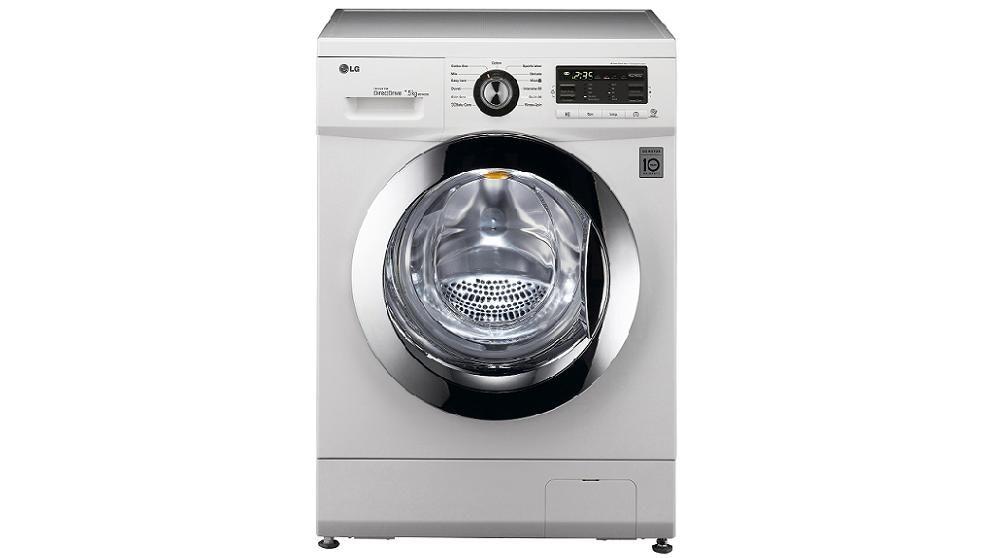 LG 7.5kg 1400rpm Front Load Washing Machine