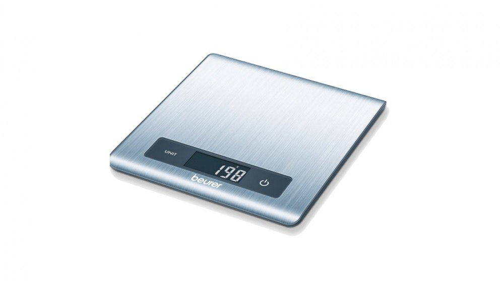 Beurer Stainless Steel Kitchen Scale