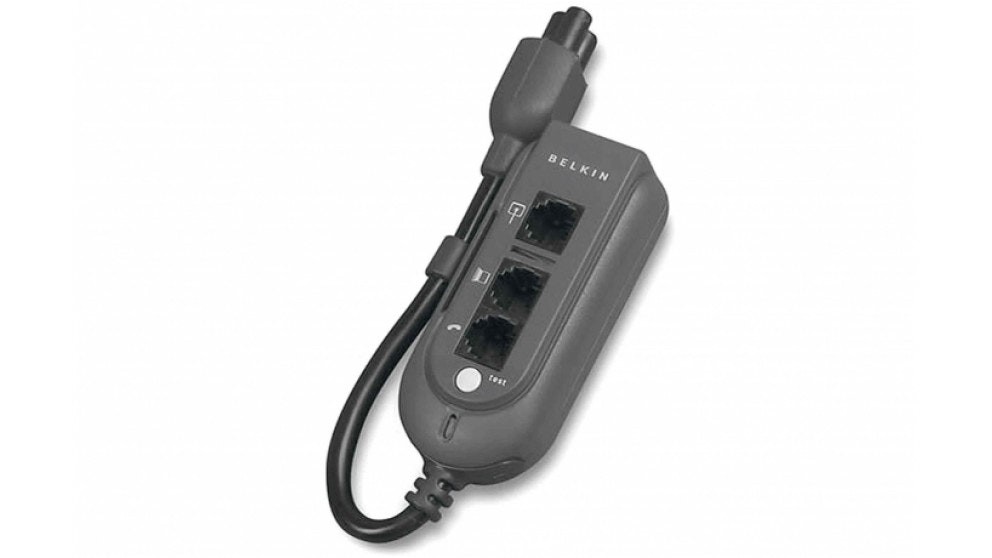 Belkin Notebook Travel Surge Protector