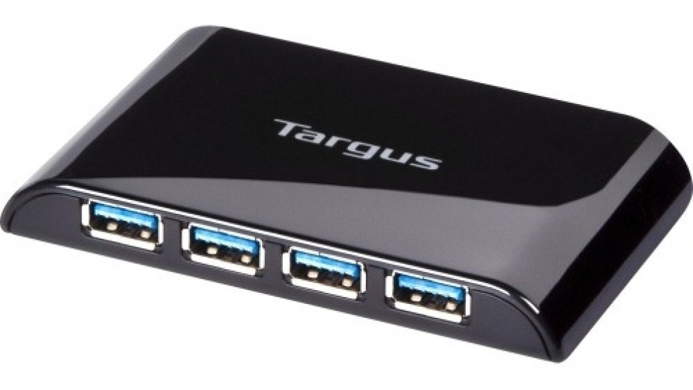 Targus 4-Port USB 3.0 Super Speed Hub