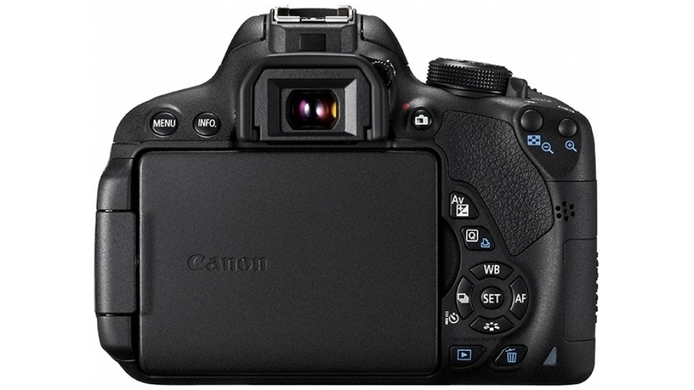 Canon EOS 700D DSLR Camera Single Lens Kit