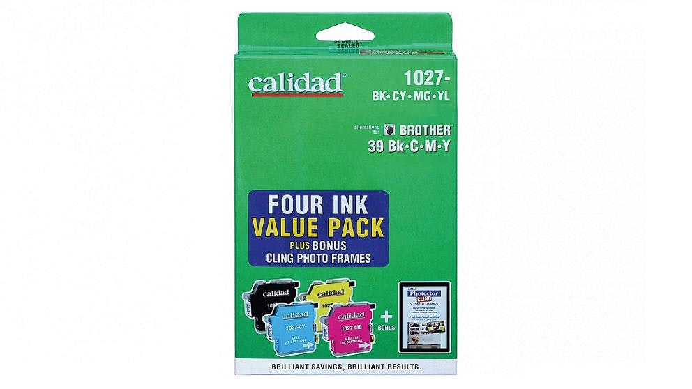 Calidad Brother LC-39 Value Pack Ink Cartridge
