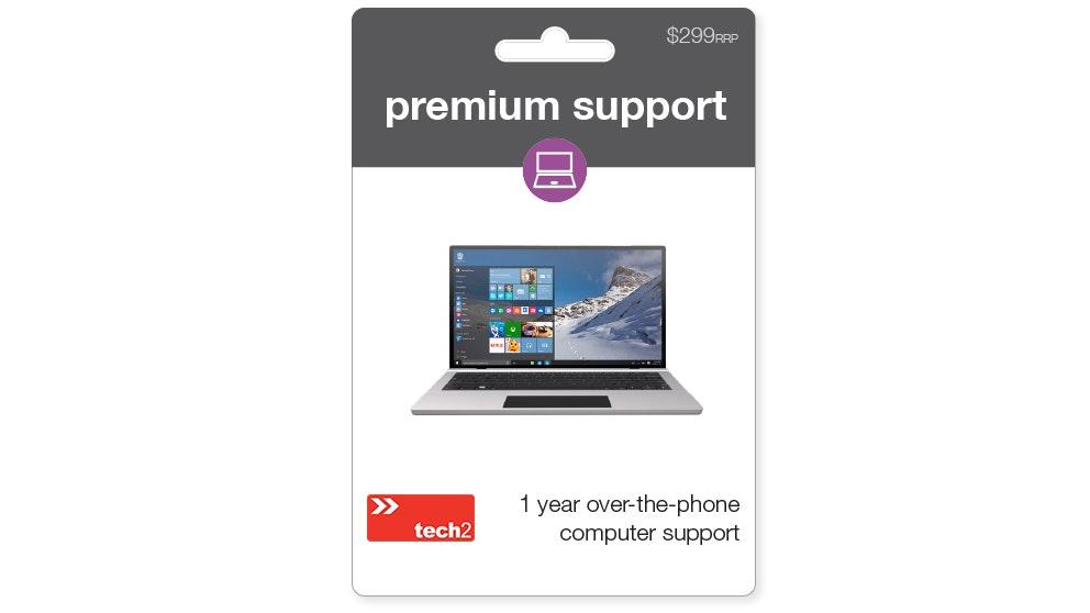 tech2home Premium Support - 12 Months