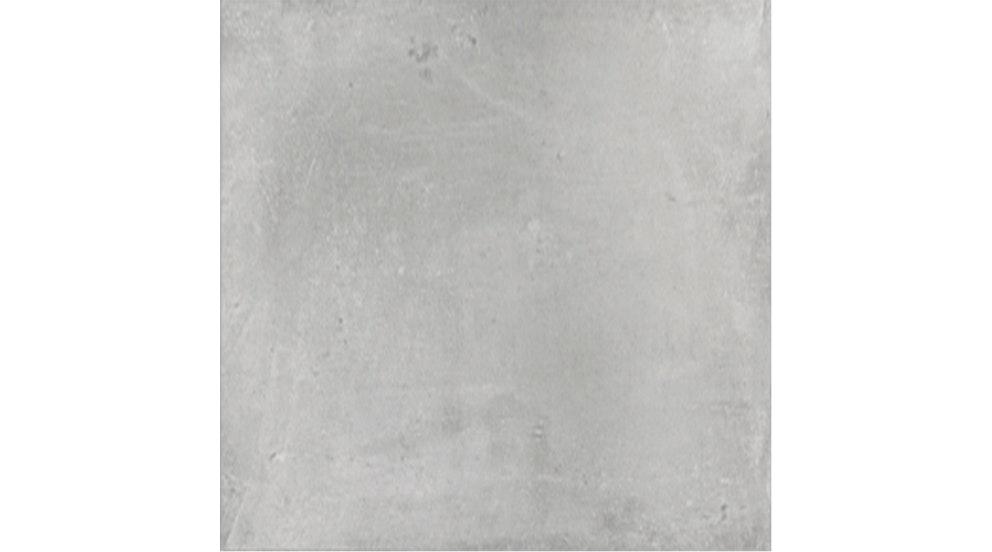 Cementina 600x600mm Light Grey Matte Glazed Porcelain Rectified Tile