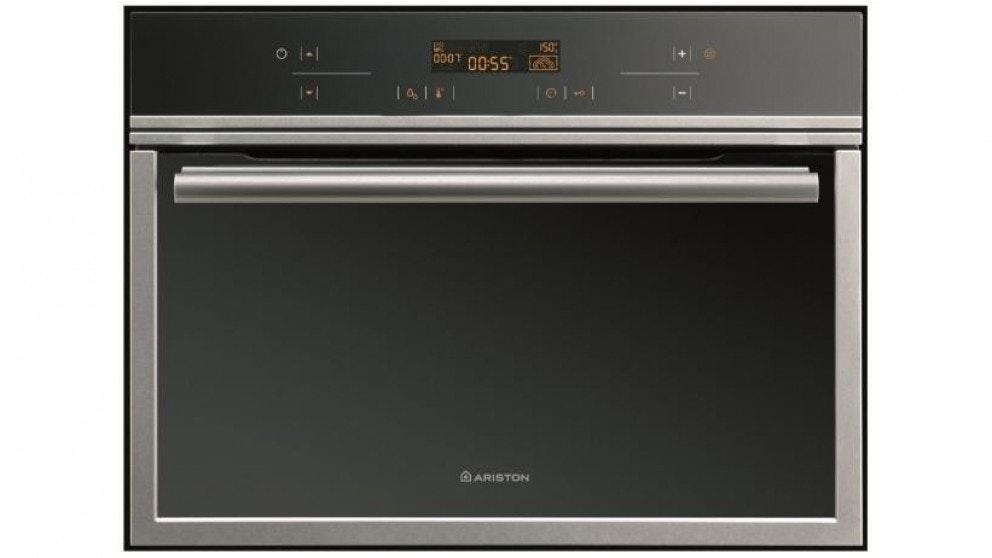 Ariston MSKA103X 45cm Built In Steam Oven