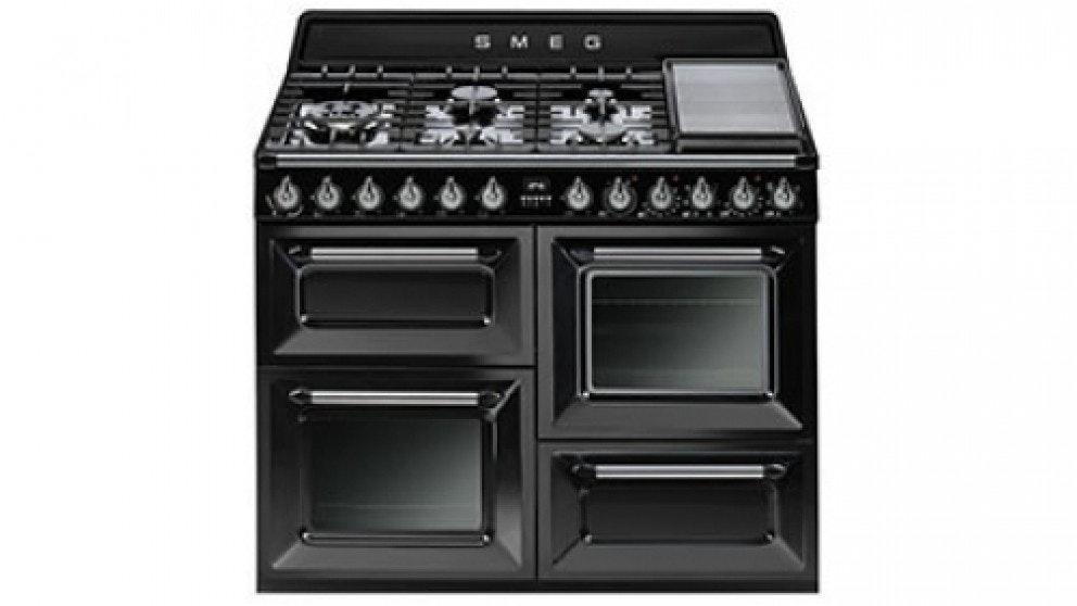 Smeg TRA4110BL 110cm Freestanding Cooker - Black