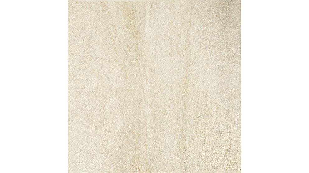 Sandust 600x600mm White Lappato Glazed Porcelain Rectified Floor Tile