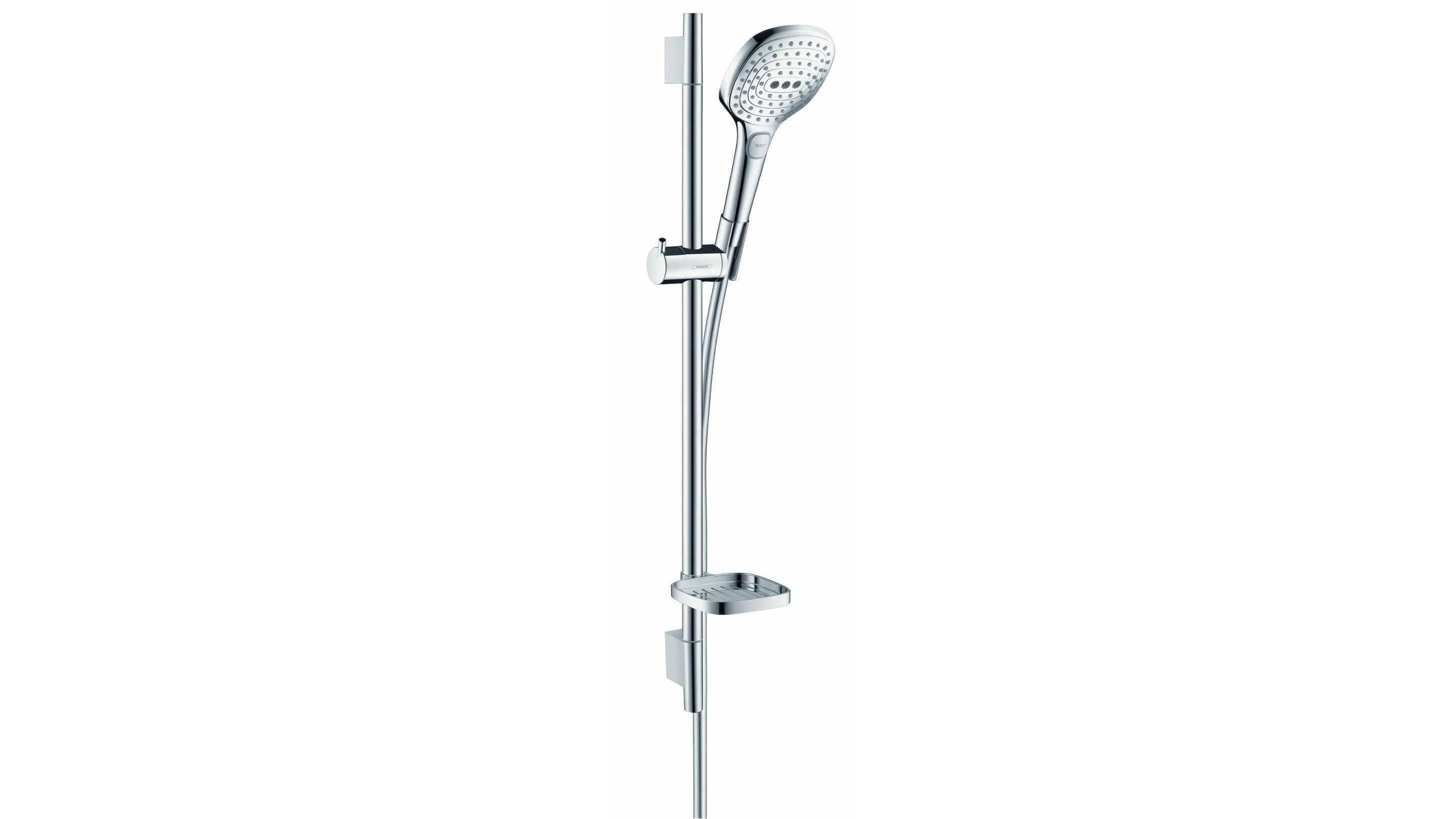 Ideal Hansgrohe Raindance Select E120 Shower on Rail | Domayne NB04