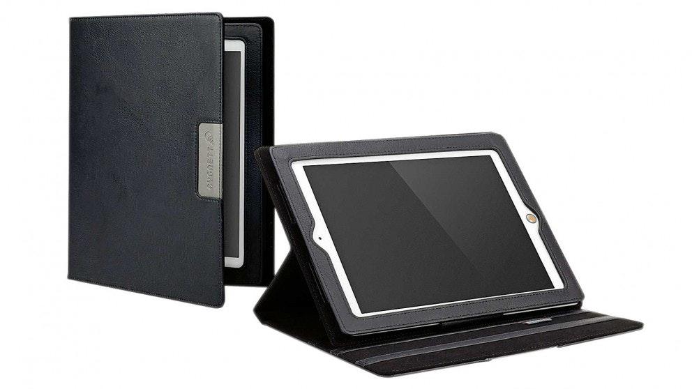 Apple iPad Leather Smart Cover - black