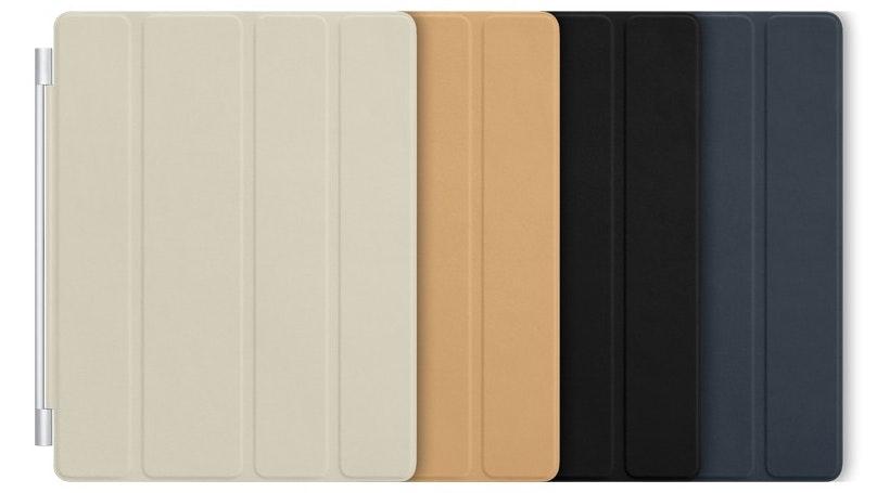Apple iPad Leather Smart Cover